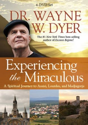 Wayne Dyer - Experiencing the Miraculous (4 DVD Set)